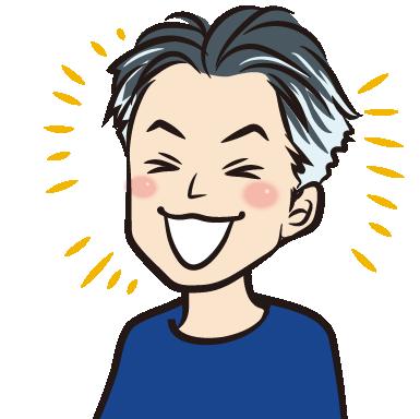 プロフィールアイコン_喜び